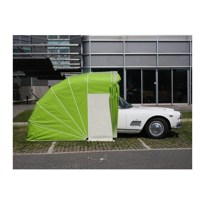 abri voiture pliable abri r tractable souple en b che abris voiture. Black Bedroom Furniture Sets. Home Design Ideas