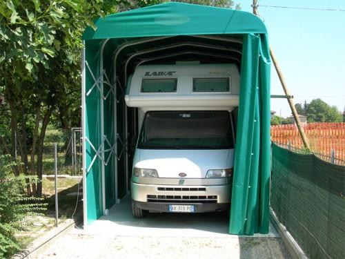 Abri camping car pliable for Abri garage camping car